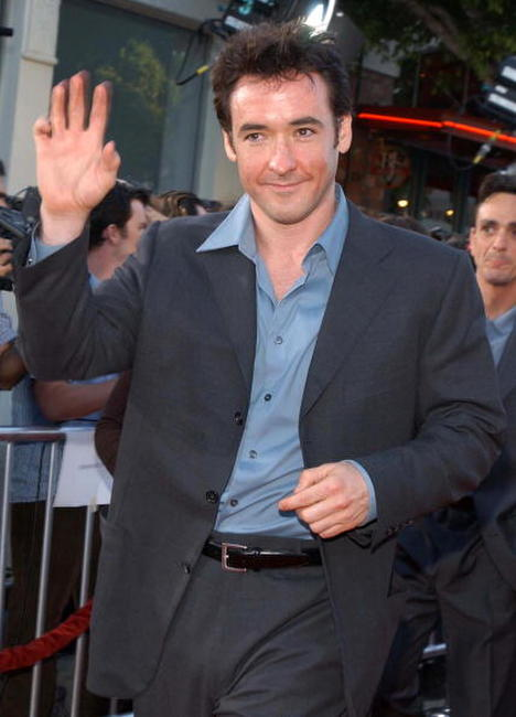 John Cusack at the at the premiere of