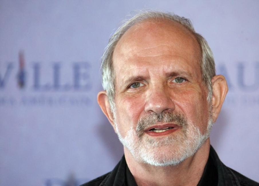 Brian De Palma at the 33rd US film festival.