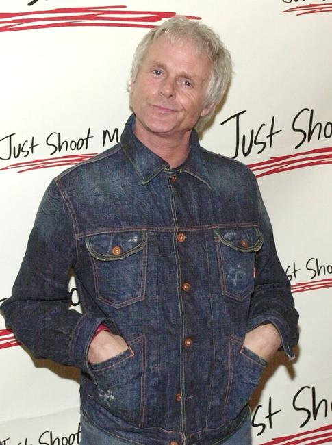 Michael Des Barres at the party celebrating the 100th episode of