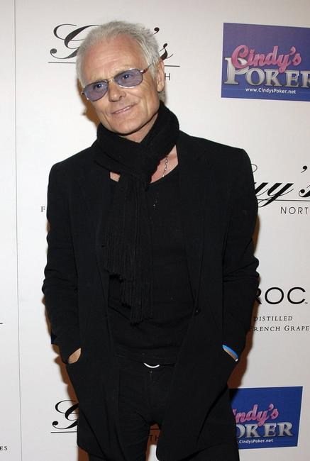 Michael Des Barres at the Grand Opening of