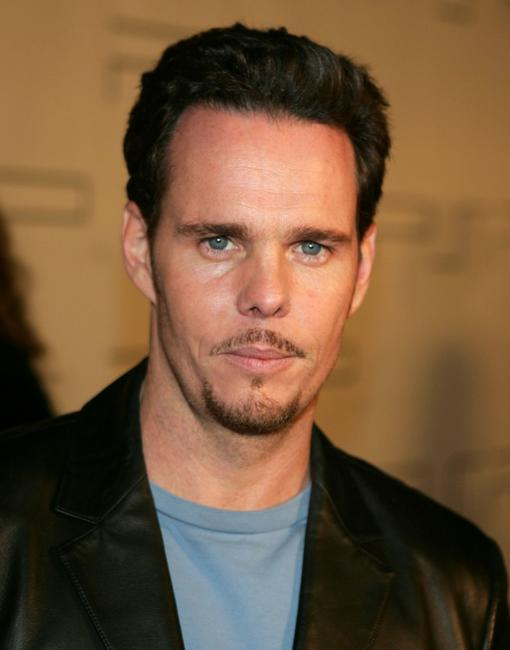 Kevin Dillon at the Play Station Portable Fashion and Technology show.