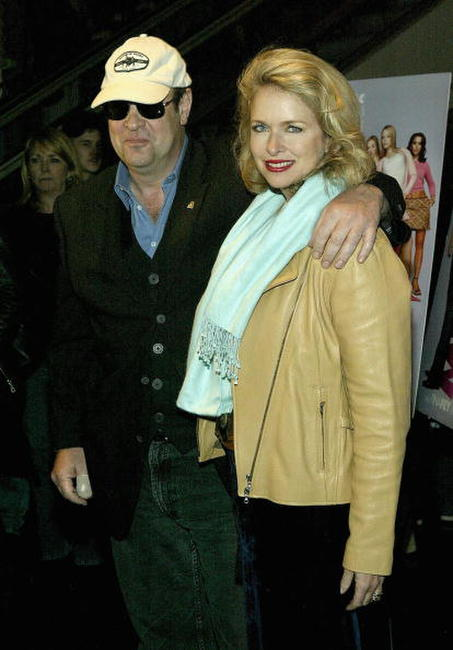Dan Aykroyd and Donna Dixon at the screening of