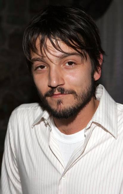 Diego Luna at the Airborne Lounge during the 2007 Sundance Film Festival.