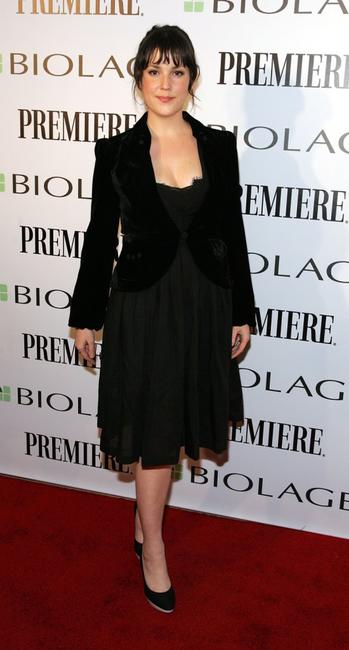 Melanie Lynskey at the premiere's Best Performances of 2006 cocktail party.