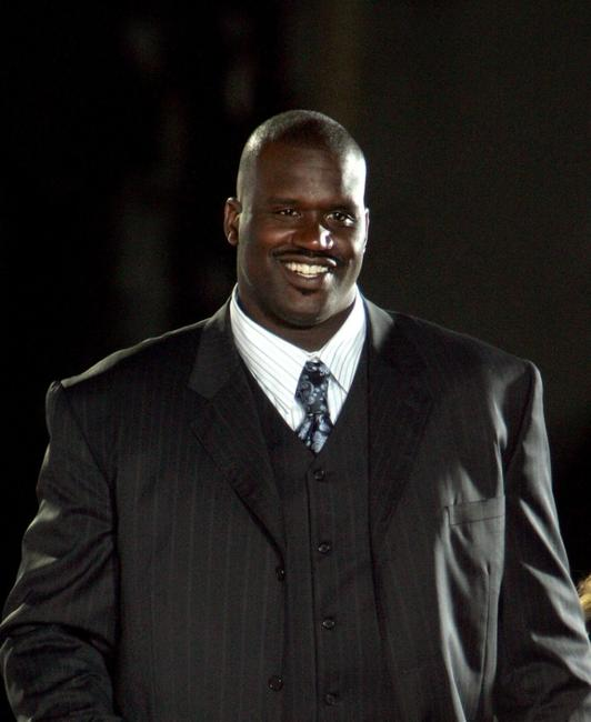 Shaquille O'Neal at the 2nd Annual Rollin' 24 Deep: GM All-Car Showdown.