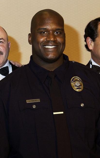 Shaquille O'Neal at the 2nd Annual