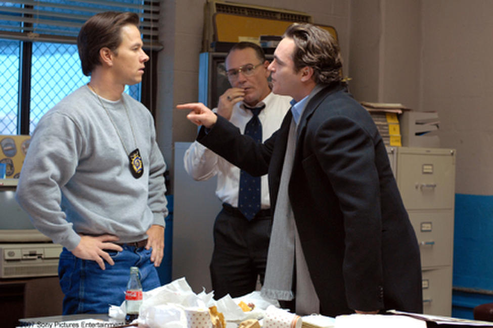 Mark Wahlberg and Joaquin Phoenix in