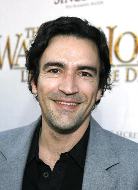 Actor Ben Chaplin at the Hollywood premiere of