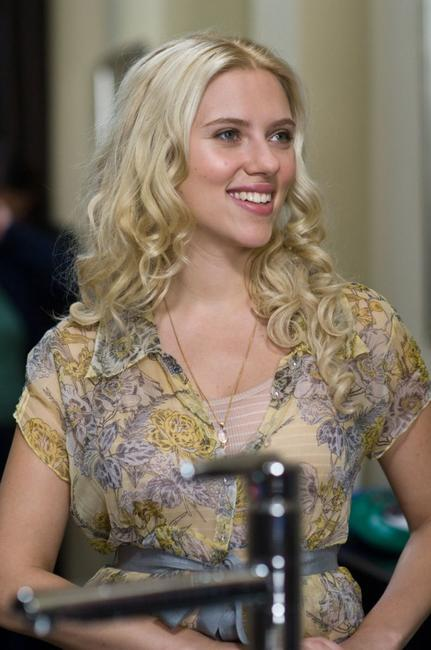 Scarlett Johansson as Anna in