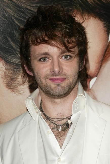 Michael Sheen at the New York premiere of