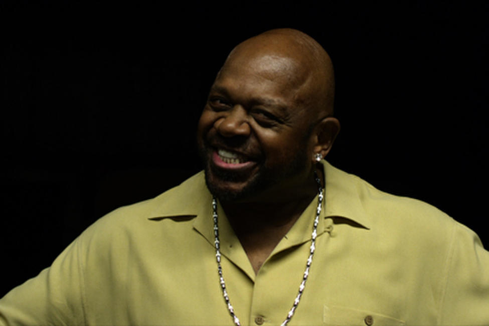 Charles S. Dutton as Panther in ``Bad Ass.''
