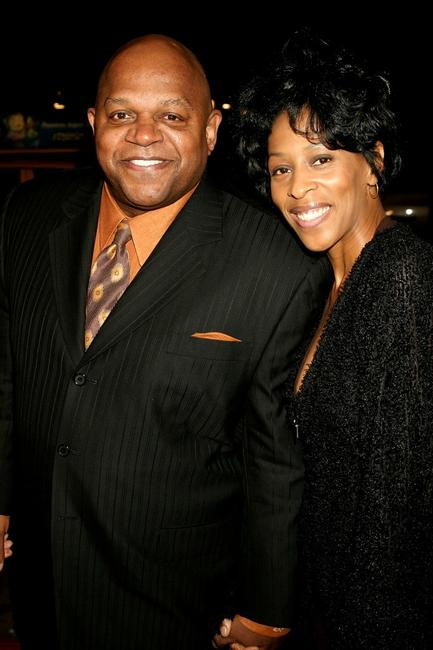 Charles S. Dutton at the Los Angeles premiere of