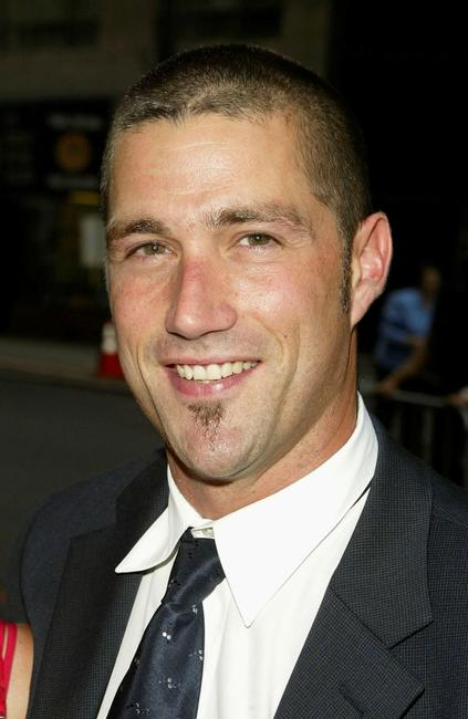 Matthew Fox at the announcement of United Paramount Network's 2002-2003 primetime schedule of four new series.