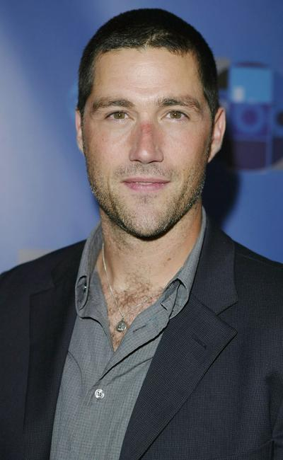 Matthew Fox at the ABC Television Network 2004 Summer Press Tour All-Star Party.