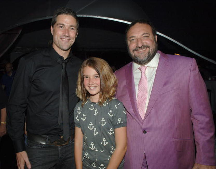 Matthew Fox, Kyle Fox and Producer Joel Silver at the after party of the premiere of