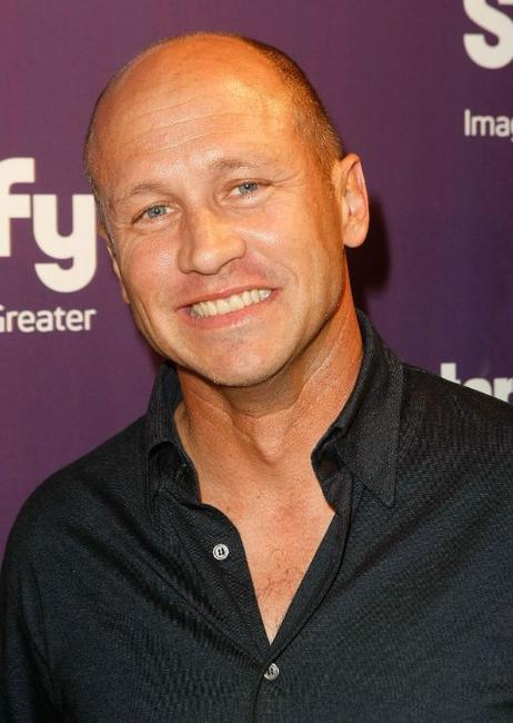 Mike Judge at the Comic-Con 2009.