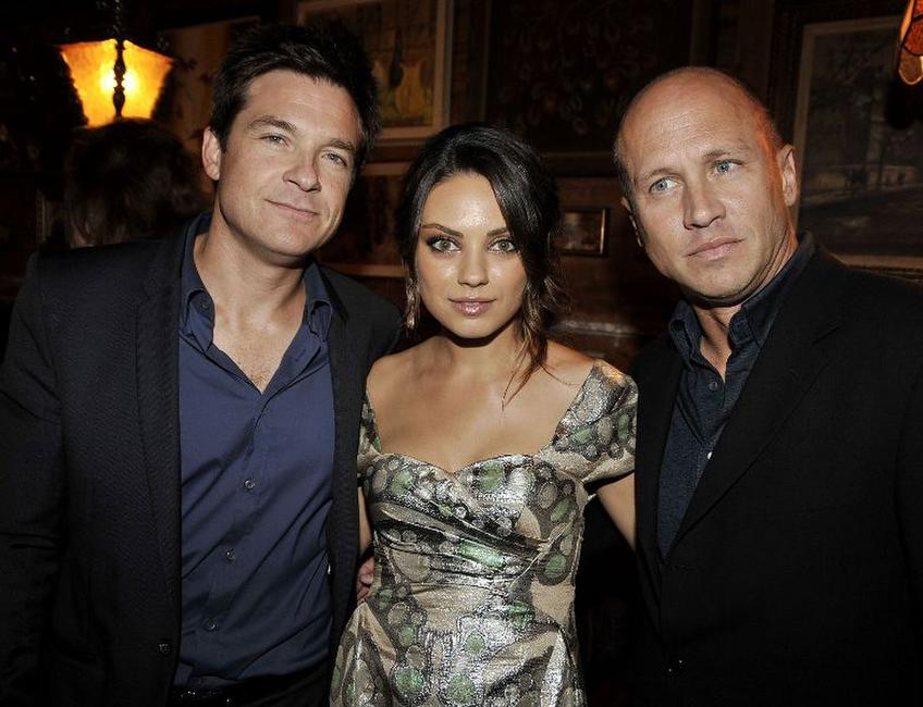 Jason Bateman, Mila Kunis and Mike Judge at the after party of the premiere of