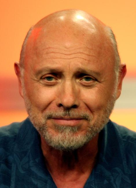 Hector Elizondo at the television show