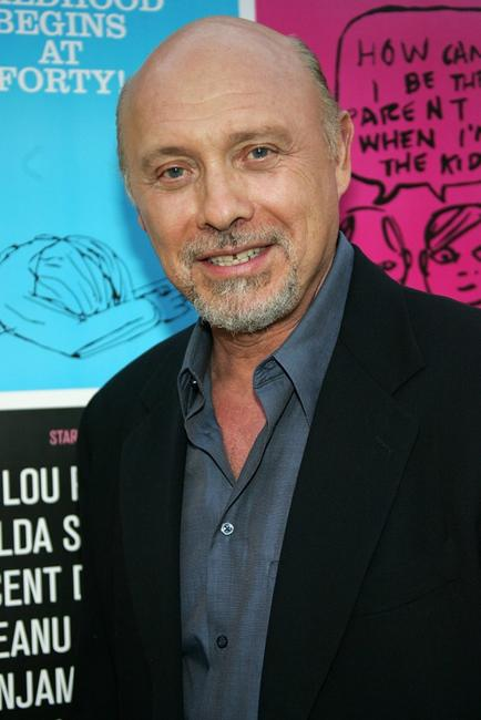 Hector Elizondo at the premire of