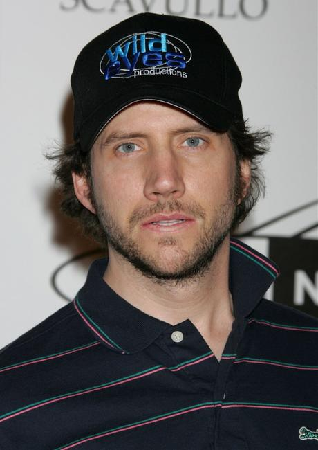 Jamie Kennedy at the grand opening of Equinox Fitness Club.