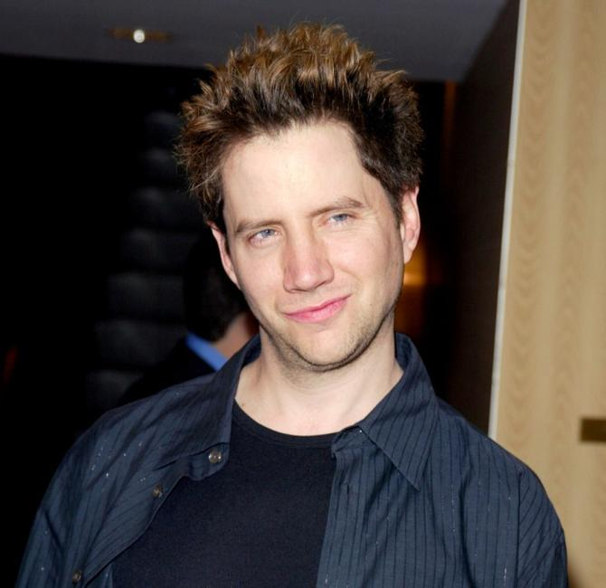 Jamie Kennedy at the WB Upfront preview of the 2003/2004 television lineup.