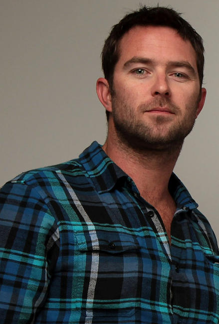 Sullivan Stapleton at the 2010 Sundance Film Festival in Utah.