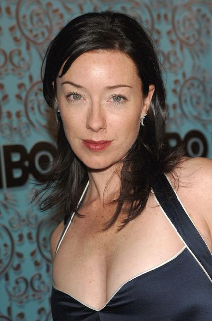 Molly Parker at the HBO Emmy Party.