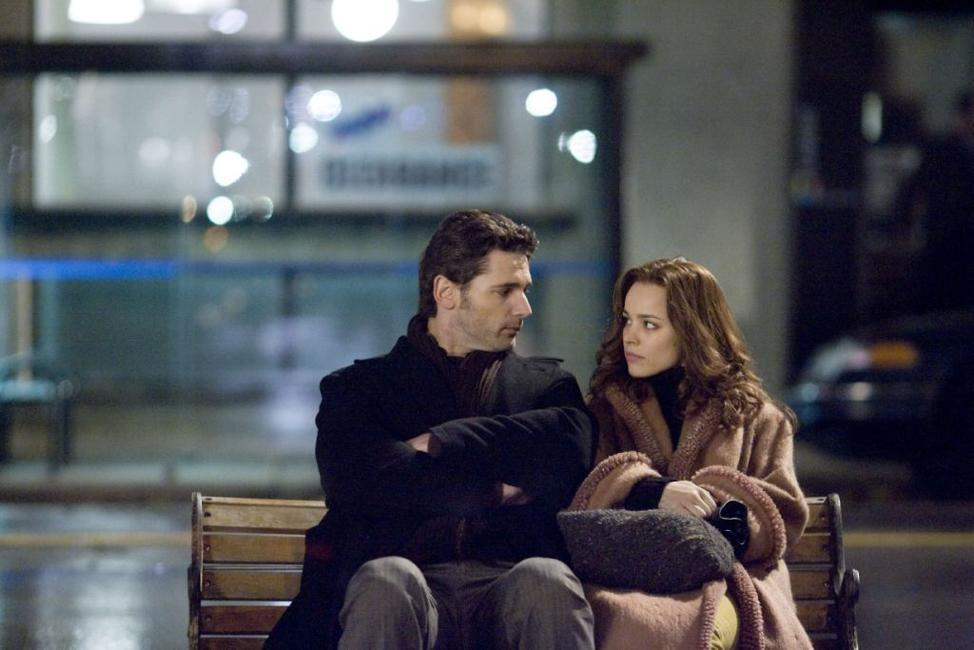 Eric Bana as Henry DeTamble and Rachel McAdams as Clare Abshire in