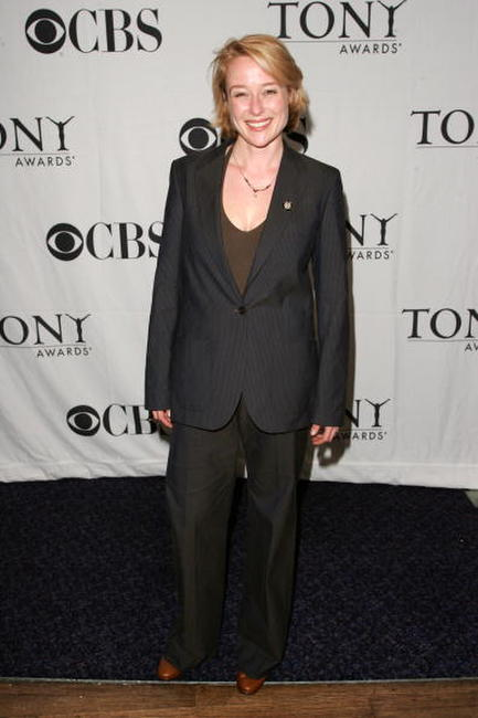 Jennifer Ehle at the 2007 Tony Awards.