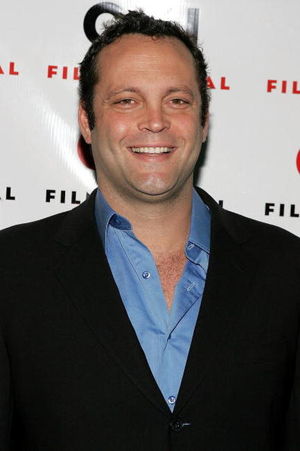Vince Vaughn at the N.Y. screening of