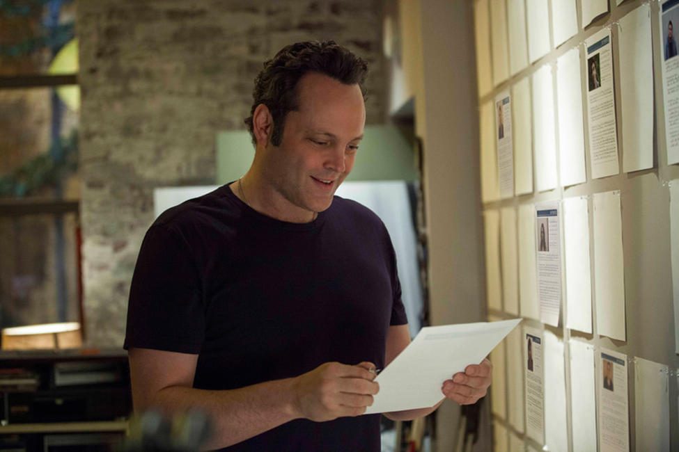 Vince Vaughn as David Wozniak in