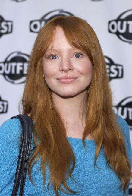 Lauren Ambrose at the Outfest 2004 Awards Night.