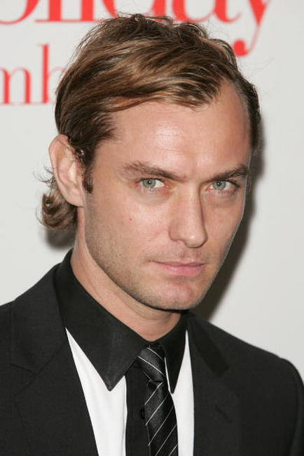 Jude Law at the N.Y. premiere of