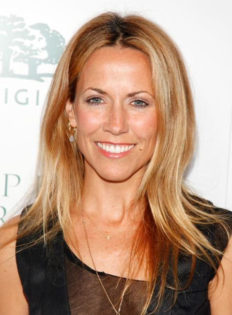 Sheryl Crow at Elle's VIP reception to celebrate The Green Issue.