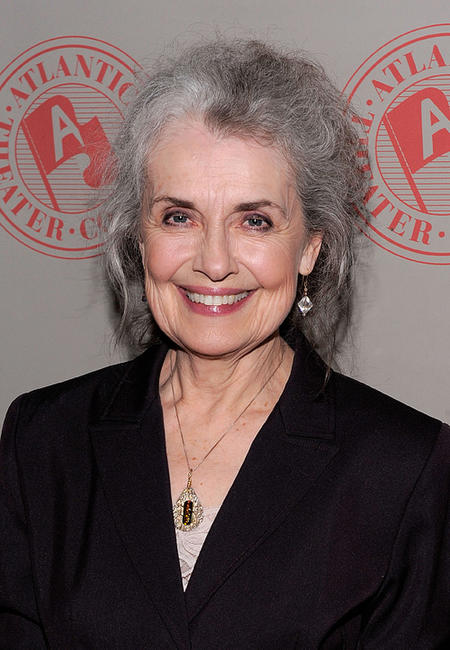 Mary Beth Peil at the Atlantic Theater Company's 25th Anniversary Spring Gala in New York.