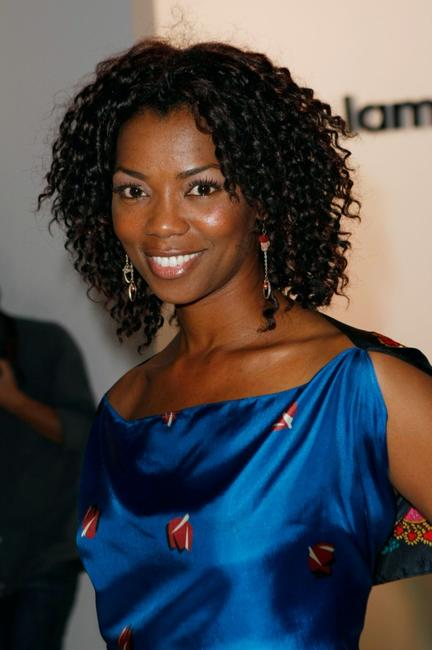 Vanessa A. Williams at the Alexis Lamontagna Fall 2008 fashion show during the Mercedes-Benz Fashion Week.