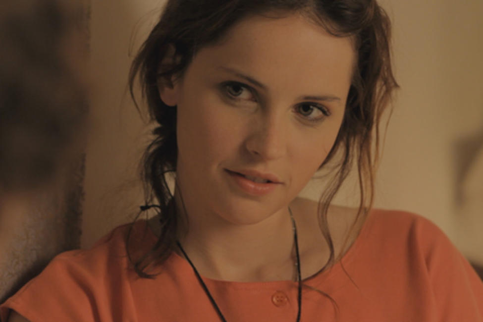 Felicity Jones as Anna in ``Like Crazy.''