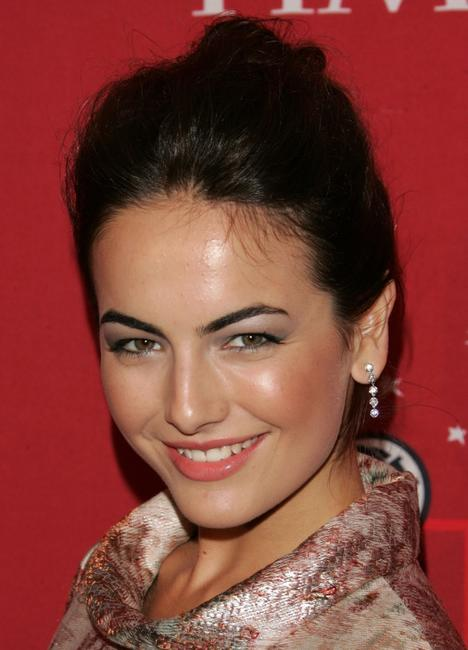 Camilla Belle at the Time Magazine's celebration of the 100 most influential people.