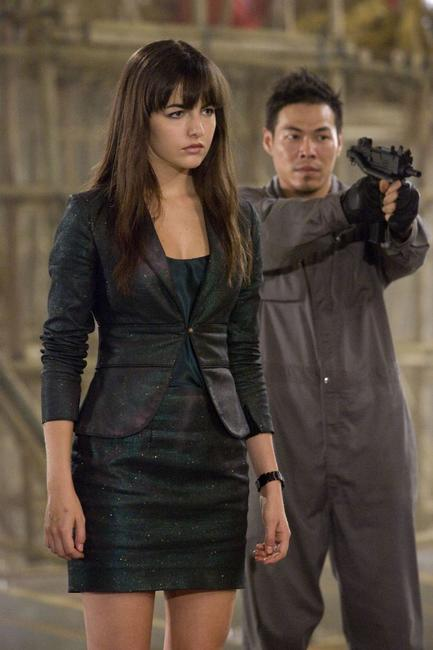 Camilla Belle as Kira Hudson in