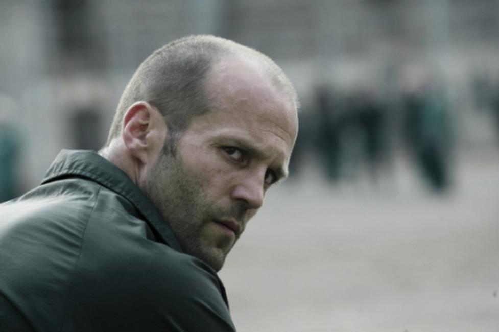 Jason Statham as Jensen Ames in