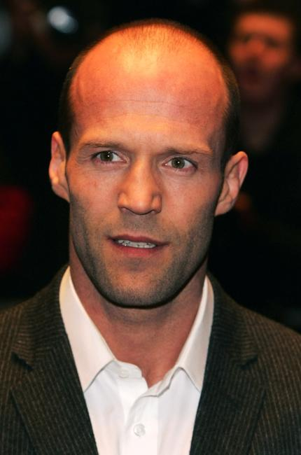 Jason Statham at the London premiere of