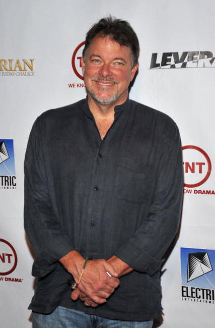 Jonathan Frakes at the Wrap Party for TNT's