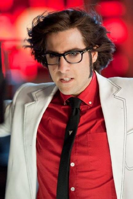 Jason Schwartzman as Gideon Gordon Graves in