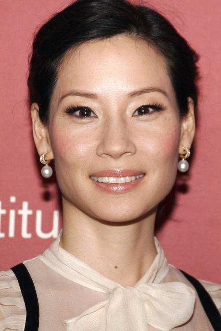 Lucy Liu at the special screening of