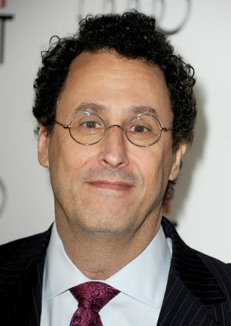 Screenwriter Tony Kushner at the California premiere of