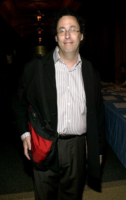 Tony Kushner at the benefit reading of his new play