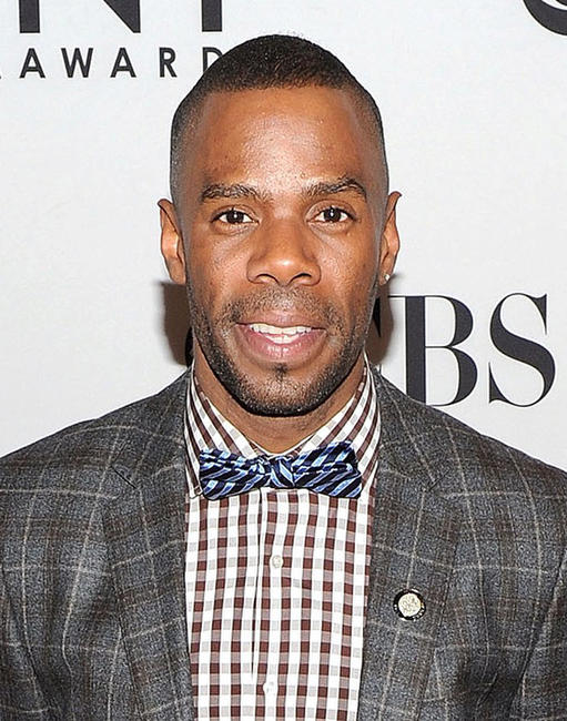 Colman Domingo at the 65th Annual Tony Awards in New York.