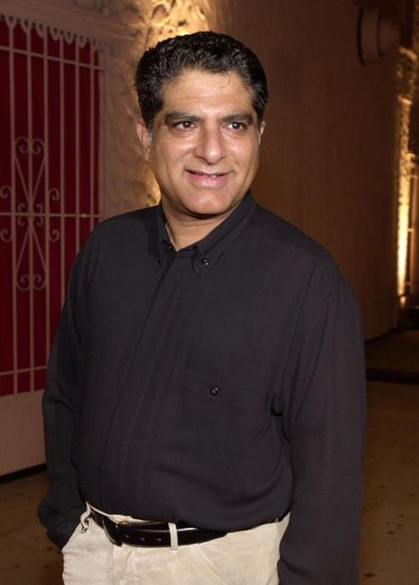 Deepak Chopra at the Launch Party for Madonna's New CD