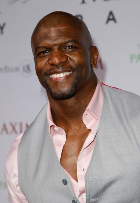 Terry Crews at the MAXIM Magazine kicks off Super Bowl weekend.