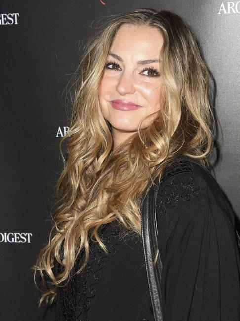 Drea de Matteo at the First Readings: A Benefit for Studio Dante.